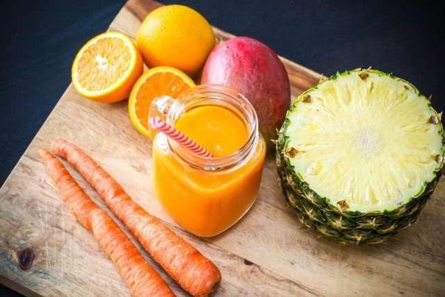 succo-carote-ananas