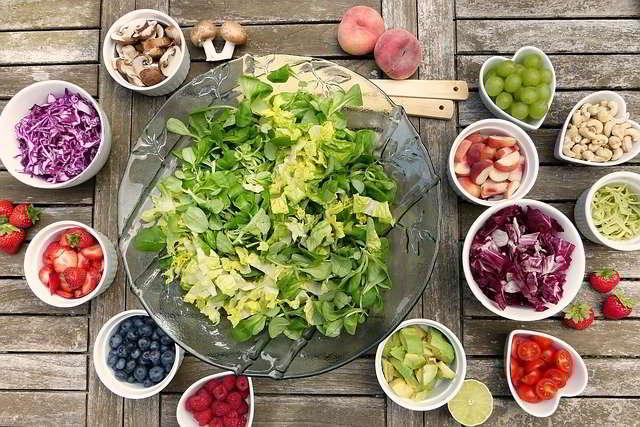 Una dieta non equilibrata